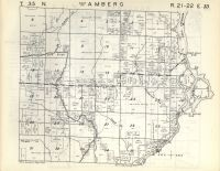 Map Image 032, Marinette County 1954
